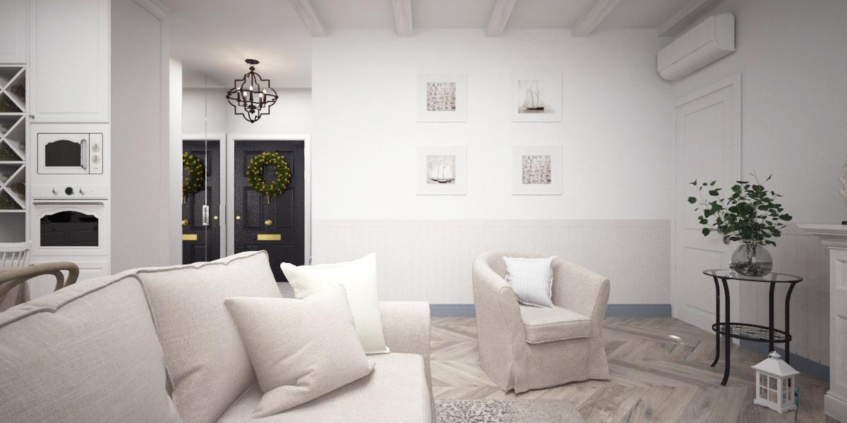 """Потолочный светильник в прихожей - Savoy House """"Westwood 6 Light Chandelier"""" Артикул: 1-0307-6-96"""