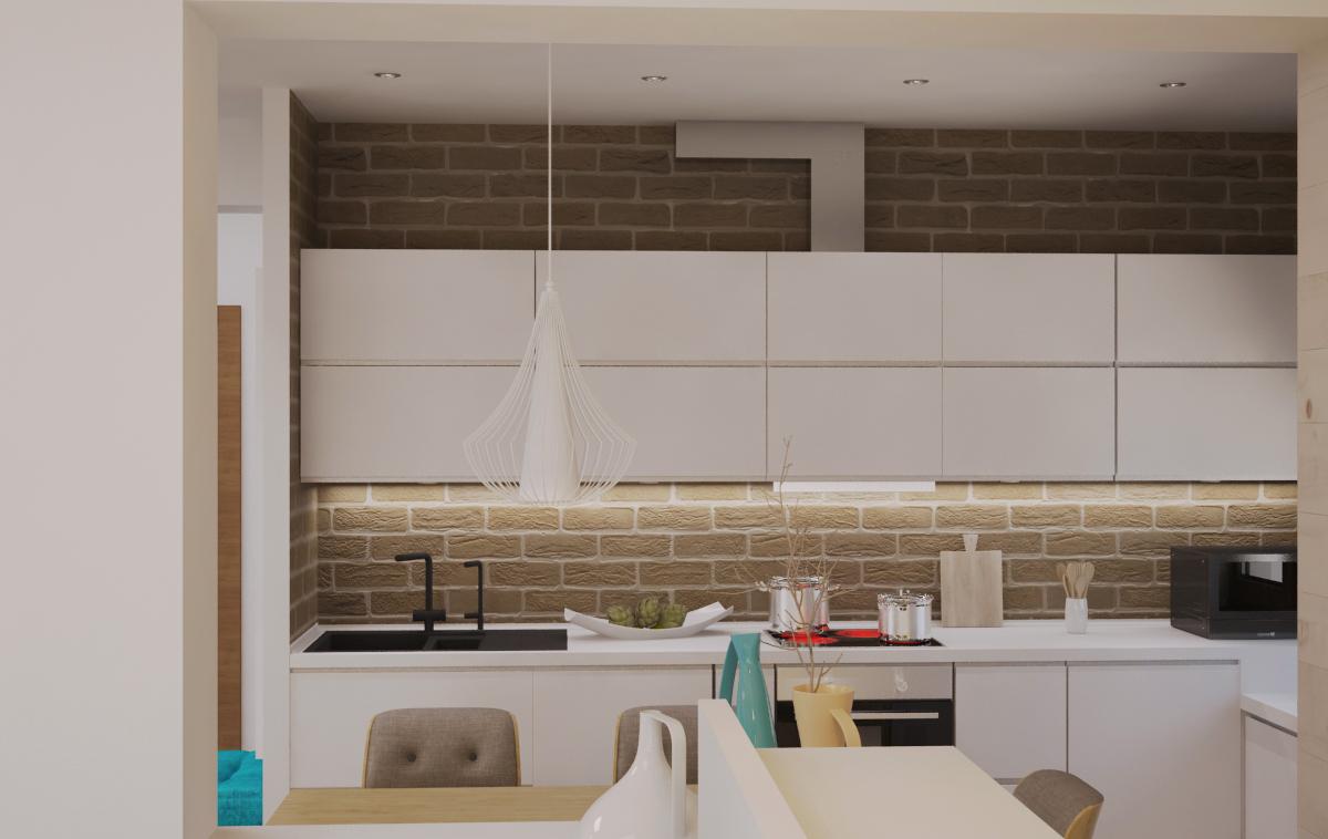 Кухня - IKEA «NODSTA»