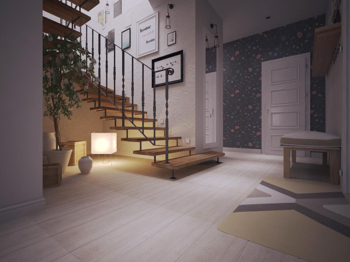 Бра на лестницу - Nowodvorski «WORKSHOP 6605»
