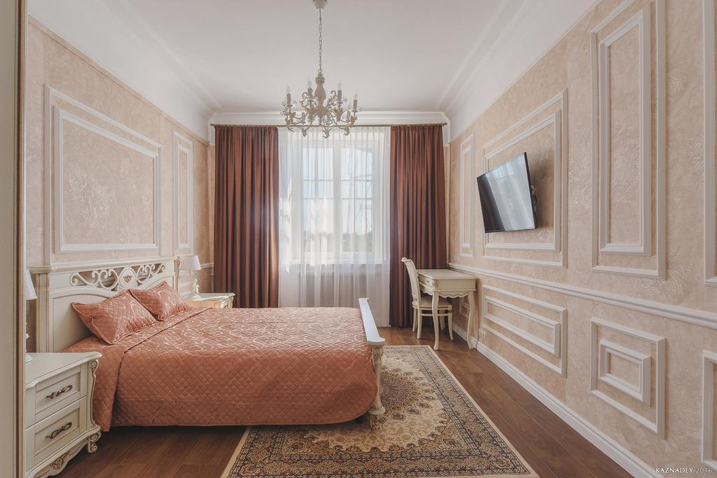 Спальня 1 ракурс 1