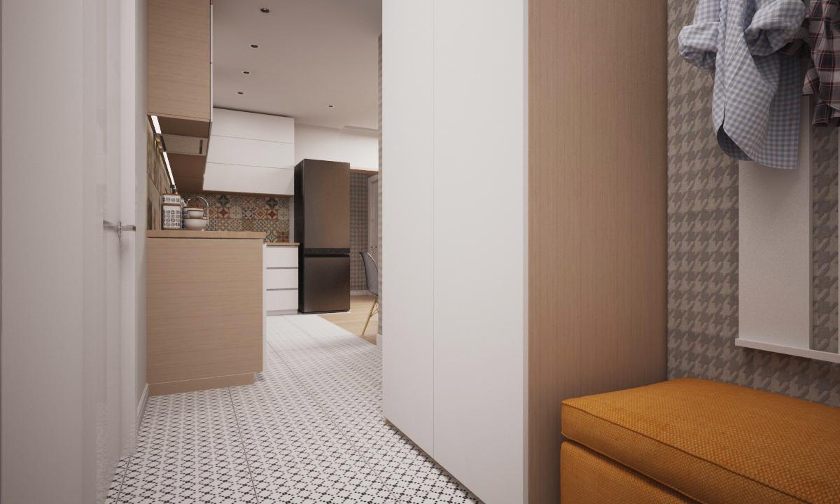 IШкаф - Гардероб, под беленый дуб, (Фардаль белый): IKEA «ПАКС» Арт.  690.293.55