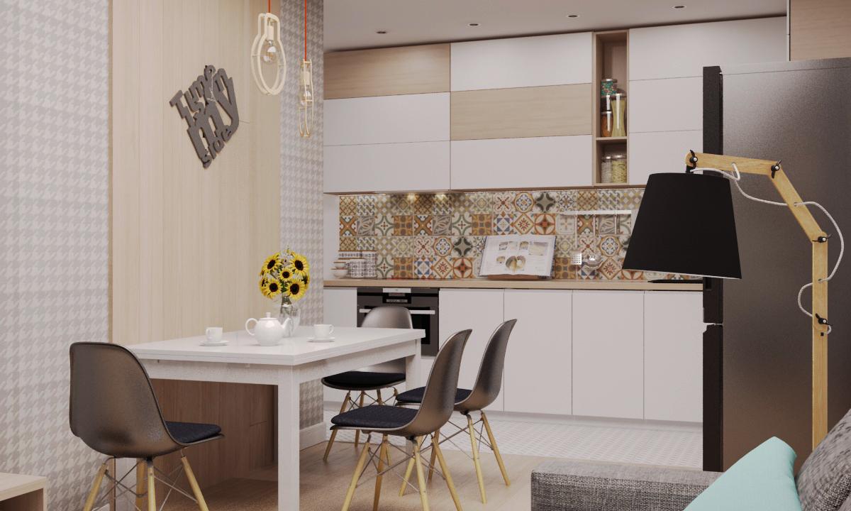 Стулья - Стул черный JUSK «Samedan»; Подвес на кухонным столом: Rentia 60 ALFA  (Польша leroymerlin)