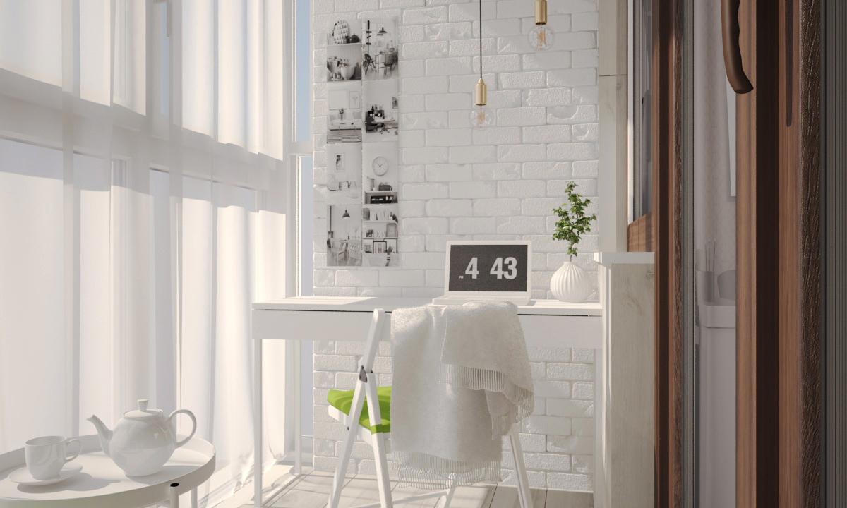 Письменный стол -  IKEA «БЕСТО БУРС»  (глянцевый белый) Арт.  702.453.39; Стол сервировочный - IKEA «ГЛАДОМ»  ( белый) Арт.  703.378.19