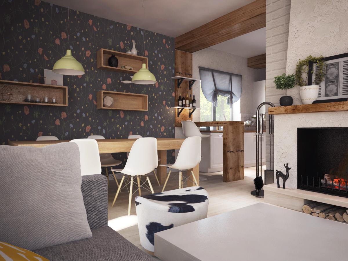 Стулья- Signal «Axel»; Столовая зона люстра - IKEA арт. 202.373.08