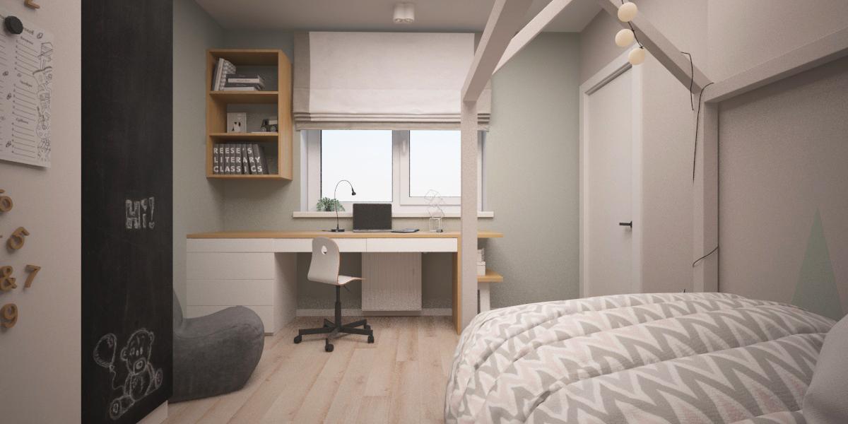 Рабочий стул - IKEA «ВОГСБЕРГ/СПОРРЕН БЕЛЫЙ\ЧЕРНЫЙ»; Настольная лампа - IKEA «ЯНШО» Арт. 303.605.95