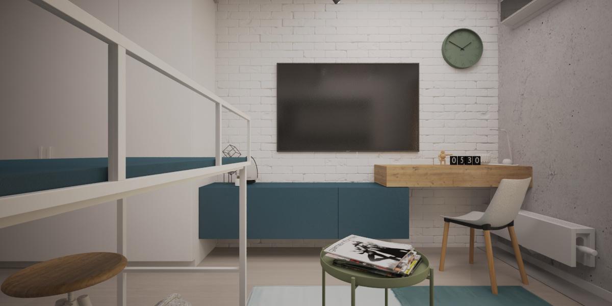 """Журнальный столик (гостиная) - стол сервировочный, темно-зеленый ИКЕА """"ГЛАДОМ"""" Арт. 403.851.52  ; Декоративный кирпич   'Феодал' средневековый, белый:05.00"""