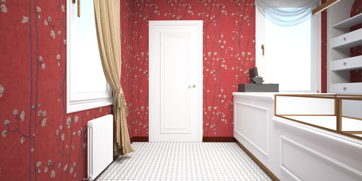"Плитка -  Dual Gres ""Chic Collection"" Howard grey 450*450 мм"